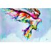 iCanvasArt 'Faust' by Marc Allante Painting Print on Canvas