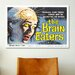 iCanvasArt 'The Brain Eaters Horror Movie' Vintage Advertisement on Canvas