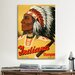 <strong>Indiana Stumpen Vintage Advertisement on Canvas</strong> by iCanvasArt