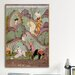 <strong>Islamic Khusraw Beholding Shirin Bathing Painting Print on Canvas</strong> by iCanvasArt