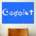 Political Coexist Symbols Graphic Art on Canvas by iCanvas