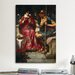 <strong>'Jason and Medea' by John William Waterhouse Painting Print on Canvas</strong> by iCanvasArt