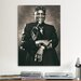 <strong>African American Saxophone Jazz Player Photographic Print on Canvas</strong> by iCanvasArt