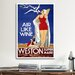 <strong>Air Like Wine (Weston Super Mare) Advertising Vintage Poster Canvas...</strong> by iCanvasArt
