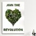 <strong>Join the Revolution Vintage Advertisement on Canvas</strong> by iCanvasArt