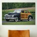 <strong>Cars and Motorcycles 1947 Nash Ambassador Super Suburban Photograph...</strong> by iCanvasArt