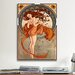 <strong>iCanvasArt</strong> Art Nouveau Vintage Advertisement on Canvas