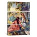 iCanvasArt Pierre-Auguste Renoir In The Meadow 3 Piece on Canvas Set