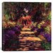 """""""Pathway in Garden at Giverny"""" Canvas Wall Art by Claude Monet by iCanvas"""