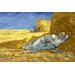 """The Siesta (After Millet)"" Canvas Wall Art by Vincent Van Gogh"
