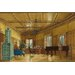 """The Music Room of Archduchess Margarete"" Canvas Wall Art by Heinrich Von Forster"