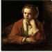 """The Kitchen Maid"" Canvas Wall Art by Rembrandt"