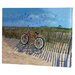 Outdoor Canvas The Bicycle Wall Decor