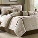 Premier Comfort Madison Park Dallas 7 Piece Comforter Set