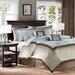 <strong>Premier Comfort</strong> Madison Park Genevieve 7 Piece Comforter Set