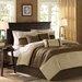 Premier Comfort Madison Park Palmer 7 Piece Comforter Set