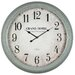 "Cooper Classics Oversized 24.5"" Asher Wall Clock"