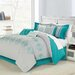 <strong>Chic Home</strong> Harq 8 Piece Comforter Set