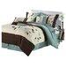 Chic Home Newest 8 Piece Comforter Set