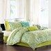 echo design Serena Square Decorative Pillow 3