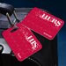 <strong>JDS Personalized Gifts</strong> Personalized Gift Couples Sojourn Luggage Tag (Set of 2)