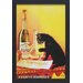 <strong>North American Art</strong> 'Absinthe Bourgeois' by Vintage Apple Framed Vintage Advertisement