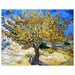 <strong>Epic Art</strong> 'Mulberry Tree' by Vincent Van Gogh Painting Print on Canvas