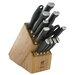 <strong>Zwilling JA Henckels</strong> Twin Four Star II 13 Piece Cutlery Block Set