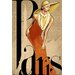 <strong>Jolie Vintage Advertisement on Canvas</strong> by Maxwell Dickson