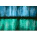 Maxwell Dickson 'Rain Mist' Abstract Painting Print on Wrapped Canvas