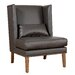 <strong>Chelsea Wing Chair</strong> by TOV Furniture