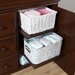 South Shore Cotton Candy Changing Table with Removable Changing Station