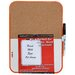 """<strong>Combination 8"""" x 8"""" Whiteboard and Bulletin Board</strong> by Dooley Boards Inc"""
