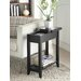 <strong>Convenience Concepts</strong> American Heritage Flip Top End Table