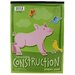 Norcom Inc Construction Paper Pad