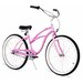 <strong>Beachbikes</strong> Women's Urban Lady 3 Speed Beach Cruiser Bike