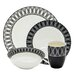 <strong>Ten Strawberry Street</strong> Geo Dinnerware Set