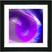 "<strong>""Crush Grape"" by Zhee Singer Framed Giclee Print Fine Art in Purple</strong> by Studio Works Modern"