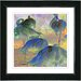 "<strong>""Dusk Flamingo's"" by Zhee Singer Framed Giclee Print Fine Art</strong> by Studio Works Modern"