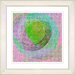 """<strong>""""Neo Geo"""" by Zhee Singer Framed Giclee Print Fine Art in Green</strong> by Studio Works Modern"""