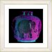 "<strong>Studio Works Modern</strong> ""Elephant Urn"" by Zhee Singer Framed Giclee Print Fine Art in Purple"