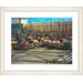 "<strong>""Bumper Cars"" by Zhee Singer Framed Fine Art Giclee Print</strong> by Studio Works Modern"