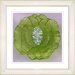 """<strong>""""Crystal Flower - Green"""" by Zhee Singer Framed Fine Art Giclee Print</strong> by Studio Works Modern"""