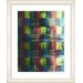 """<strong>""""Alchemical Table - Green"""" by Zhee Singer Framed Fine Art Giclee Print</strong> by Studio Works Modern"""