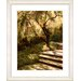 "<strong>""Tree with Steps"" by Mia Singer Framed Fine Art Giclee Print</strong> by Studio Works Modern"