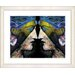 "<strong>""Enigma - Gold"" by Mia Singer Framed Fine Art Giclee Print</strong> by Studio Works Modern"