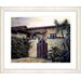 "<strong>""Hacienda"" by Mia Singer Framed Fine Art Giclee Print</strong> by Studio Works Modern"