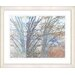 "<strong>Studio Works Modern</strong> ""Winter Branches"" by Zhee Singer Framed Fine Art Giclee Print"