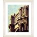 "<strong>Studio Works Modern</strong> ""Palace of Fine Arts"" by Mia Singer Framed Fine Art Giclee Print"
