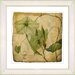 <strong>Vintage Botanical No. 29A  by Zhee Singer Framed Giclee Print Fine ...</strong> by Studio Works Modern